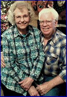 Clyde and Mary Ann Berry, founders of Berry Family Pools