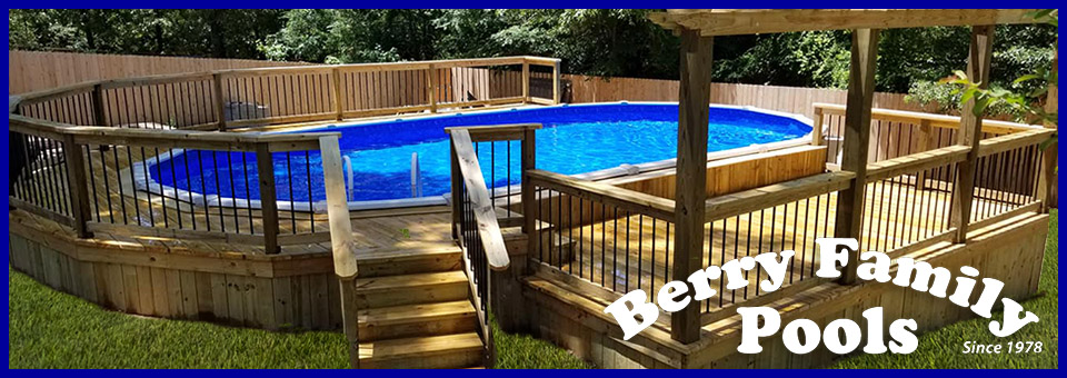 Get to know Berry Family Pools