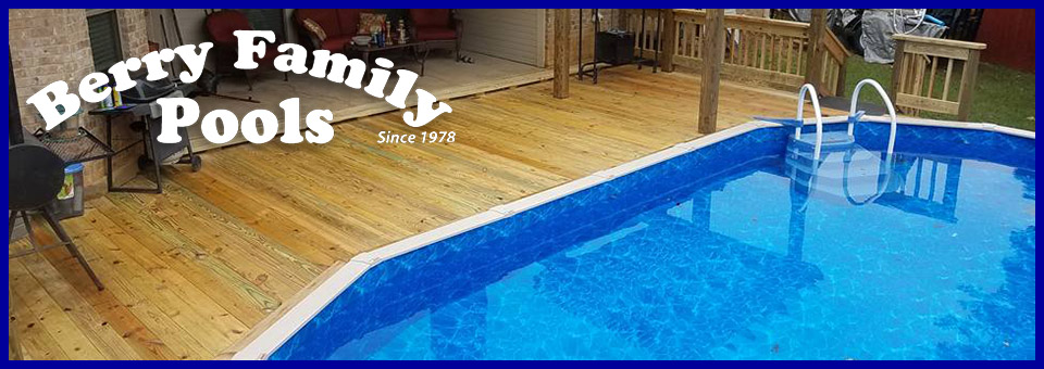 Berry Family Pools Customer Reviews