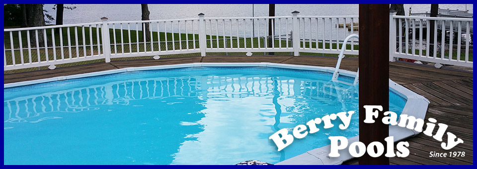 Choose the perfect size and shape for your pool